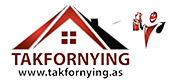 Takfornying.as Logo