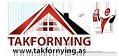 Takfornying.as Logo